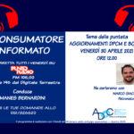 """""""Il Consumatore Informato"""": rivedi la puntata con Marco Giacometti del patronato Ital"""